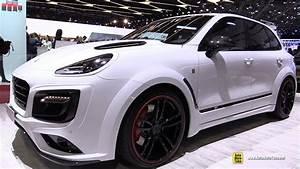 Porsche Cayenne Sport : 2017 porsche cayenne turbo techart magnum sport walkaround 2017 geneva motor show youtube ~ Medecine-chirurgie-esthetiques.com Avis de Voitures
