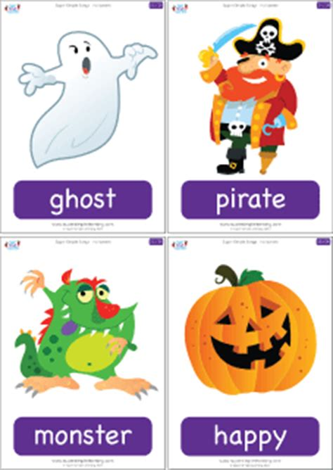 Super Simple Songs  Halloween  Complete Flashcards  Super Simple