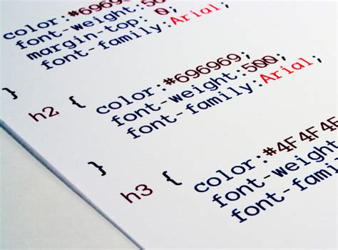 Organize Your Css Code With Best Practices