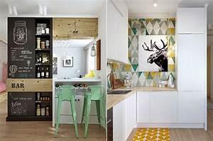 Kleine Küchen Optimal Einrichten : cool kleine kuche optimal einrichten wand ideen bild von kleine kuche optimal einrichten set ~ Sanjose-hotels-ca.com Haus und Dekorationen