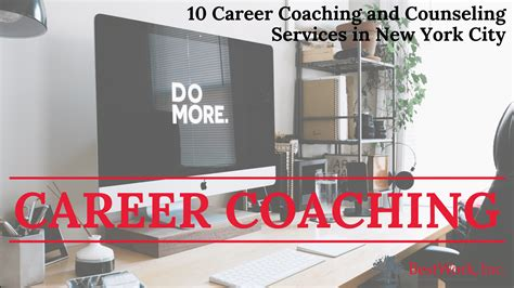 career coaching  counseling services   york