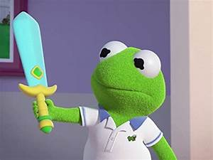 """Muppet Babies"" Sir Kermit the Brave/Animal Fly Airplane ..."