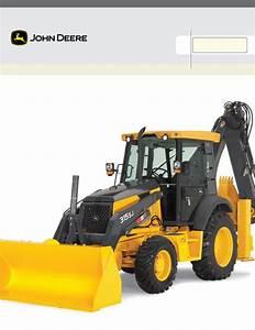 John Deere Compact Loader 315sj User Guide