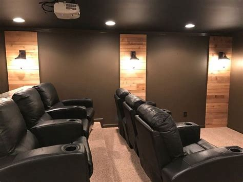 Home Theater Room Design Budget by Best 25 Home Theater Design Ideas On Home