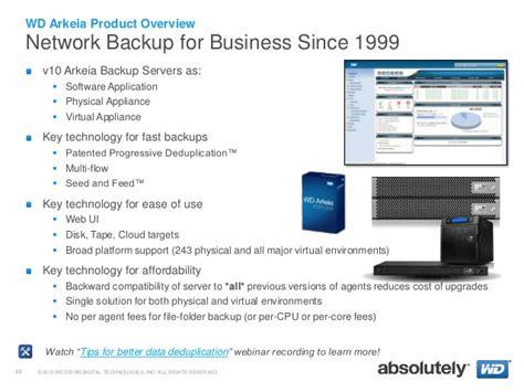 WD Hybrid Business Cloud Backup.