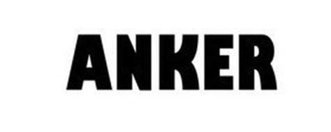 Anker Logo by Anker Trademark Of Anker Technology Co Limited Serial