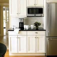 ideas for galley kitchen makeover microwave ideas on black subway tiles