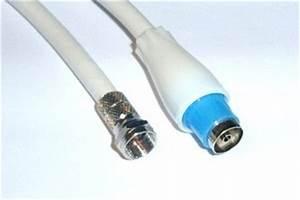 Branchement Cable Antenne Tv : adaptateur antenne tv numericable ~ Medecine-chirurgie-esthetiques.com Avis de Voitures