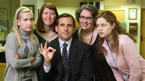 The Office Images The Office Revival Eyed At Nbc Steve Carell Won T Return