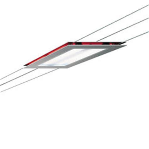 ladari per mansarda illuminazione a cavi tesi luigi orioli debora venturi