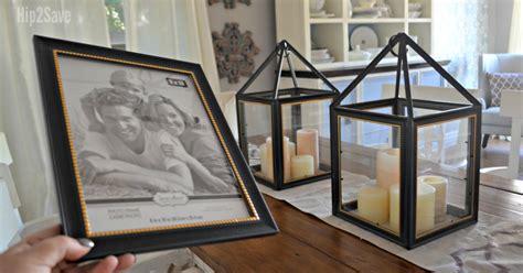 diy dollar tree picture frame lanterns hipsave