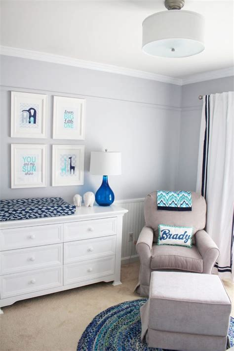 48 Baby Boy Nursery Rooms, Best 20 Baby Nursery Themes
