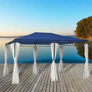 Pavillon 3 X 4 : pavillon gartenpavillon monaco 3 0 x 4 0 m ~ Eleganceandgraceweddings.com Haus und Dekorationen