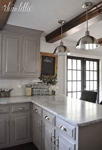 23 Stylish Grey Kitchen Cabinets To Get Inspiration