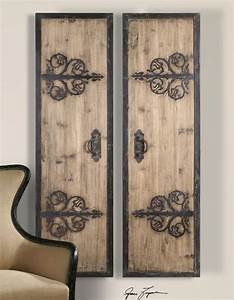 best 25 wrought iron wall art ideas on pinterest With kitchen cabinets lowes with carved wall art panels