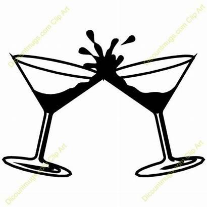 Glass Cocktail Clipart Martini Clip Nirvana Margarita