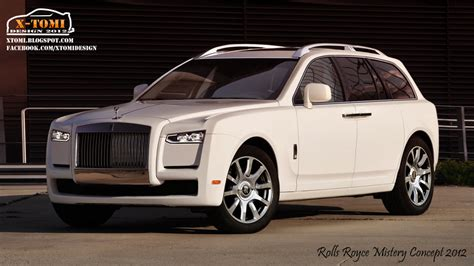 Rolls Royce Mistery Concept 2012 By X-tomi On Deviantart