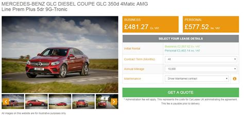 All carwow leasing deals include. In Review; Mercedes GLC Coupe 350d AMG Line - CarLease UK