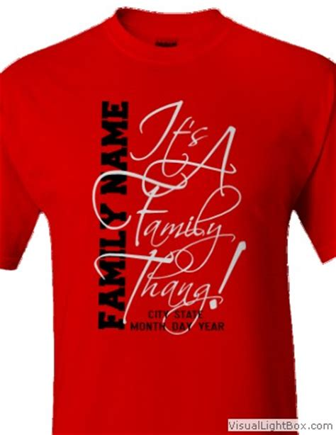 family reunion t shirt designs t shirt cafe hiphop family reunion t shirt designs