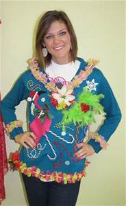 1000 images about Tacky X mas Sweater Ideas on Pinterest