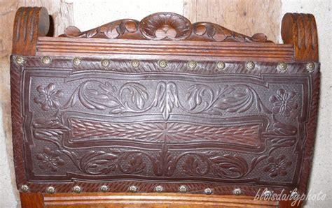 chaise henri 2 henri ii leather chair chaise en cuir henri ii l o i r