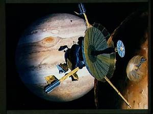 Spacecraft Galileo: To Jupiter and Its Moons