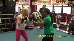 Heather Hardy Workout Highlights For 5 29 15 Fight