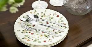 DALANI Piatti vintage: per una tavola elegante dal gusto retrò
