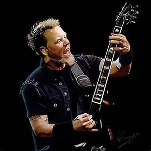 James Hetfield, Metallica Vocalist ~ Biography Collection