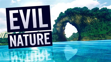 evil nature minecraft  realistic water sonic ether