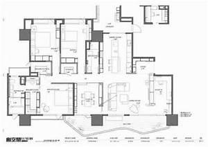 Plan De Maison Moderne Avec D U00e9coration Asiatique