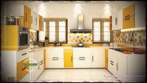 Kitchen Interior Design Kerala Simple Style Indian Picture ...