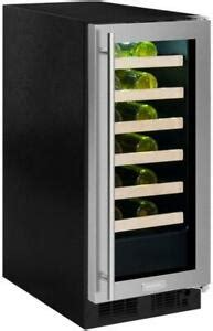 marvel mlwsgrs  refrigerator dynamic cooling technology  stainless  ebay