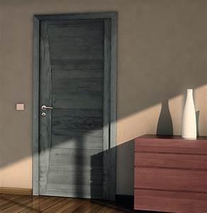porte interieur moderne photo porte interieur maison With porte de garage enroulable et porte interieure vitree moderne