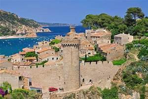Vila Vella, the Charming Old Town in Tossa de Mar