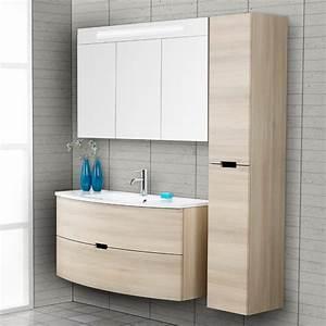 Waschtisch Set Mit Spiegelschrank : scanbad modern waschtisch set 120 mit spiegelschrank ~ Bigdaddyawards.com Haus und Dekorationen