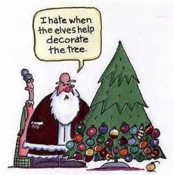 don t let elves decorate the christmas tree jokes memes pictures