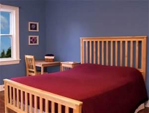 Die Richtige Farbe Fürs Schlafzimmer : die richtigen farben f r das schlafzimmer ~ Sanjose-hotels-ca.com Haus und Dekorationen