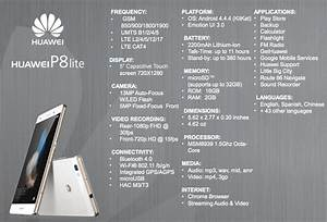 Huawei Announces The P8 Lite  A  249 Unlocked Phone For