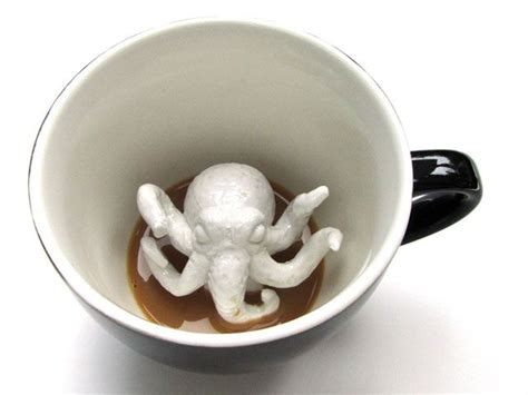 Creatures In Your Cup by Creature Cups Creatures In Your Cup Cthulhu