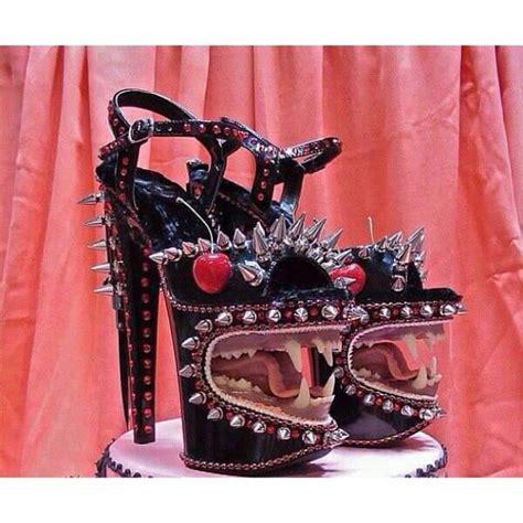 incredible funky high heels idea  women