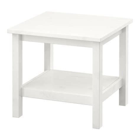 Ikea Tisch Weiss by Hemnes Side Table White Stain Ikea