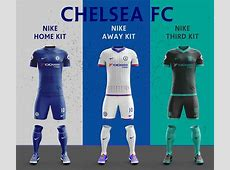 Chelsea Kits for the 201718 season Page 4 General