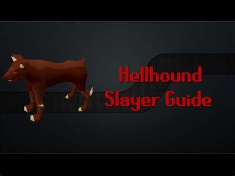 Hellhounds Osrs Slayer