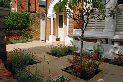 front garden design uk from the drawing board front garden in wandsworth 9 months on lisa cox garden designs blog