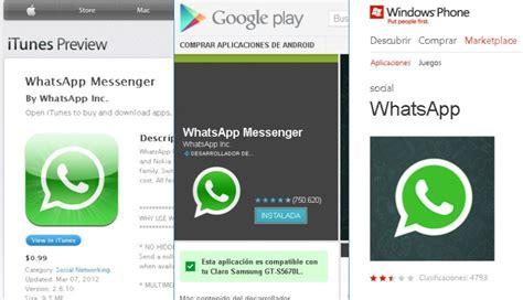 argim aplicaciones descargar whatsapp para celular paso a paso c 243 mo descargar whatsapp en tu