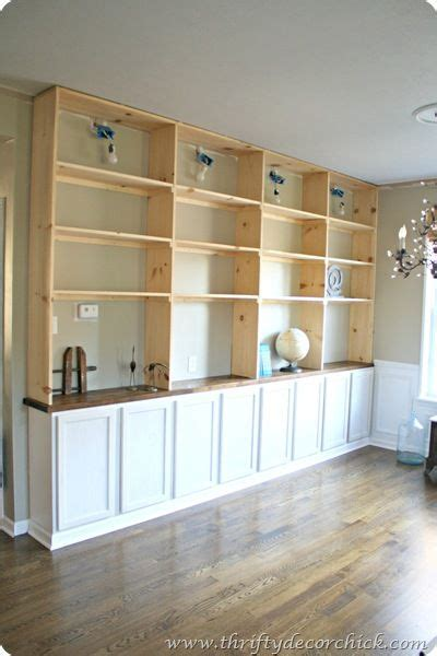 bookcases that look built in diy built ins bookcase awesome this would look great in