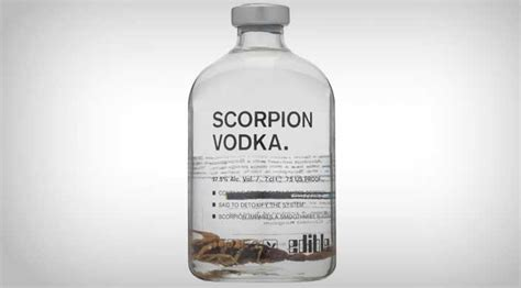 top shelf vodka top shelf scorpion vodka the cocktail revolution hq
