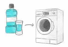 Geruch In Der Waschmaschine : 7 geniale haushalts hacks so wird w sche waschen viel einfacher haushalt pinterest ~ Watch28wear.com Haus und Dekorationen