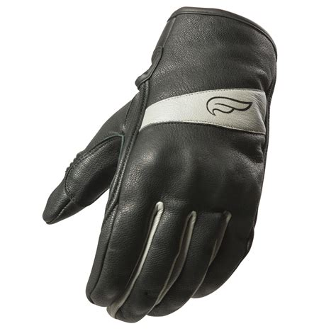 bike riding leather men 39 s fulmer gs12 sportsman leather gloves motorcycle